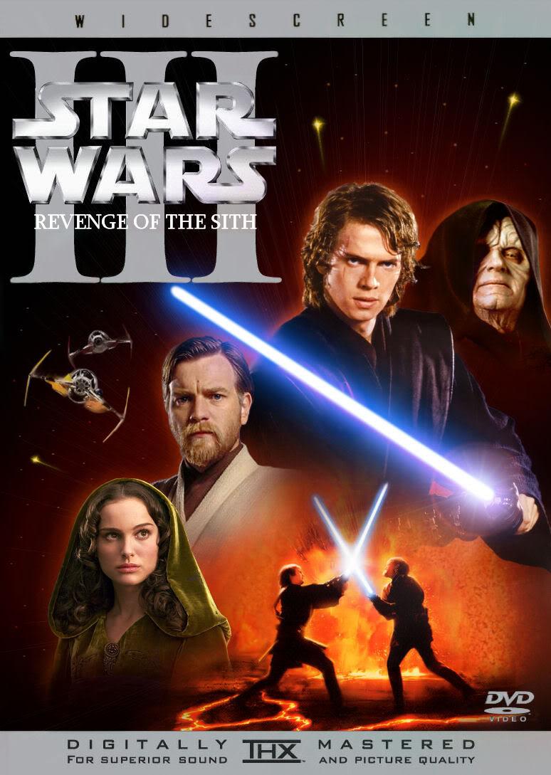 Star Wars Episode Iii La Revanche Des Sith Hd 0851 Hd 3d Dvd Videotheque The Beatles