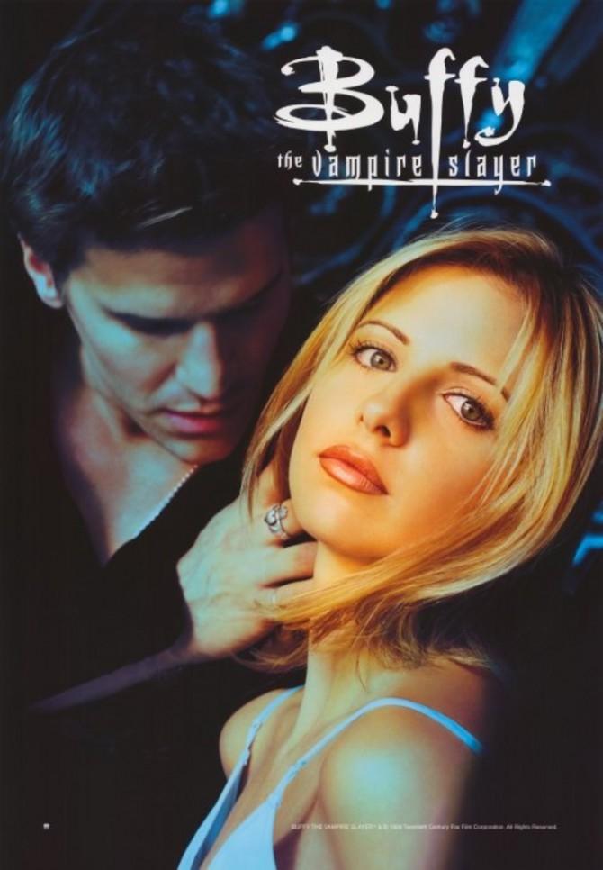Buffy, Juliet Landau sur lhistoire entre Spike et Dru et
