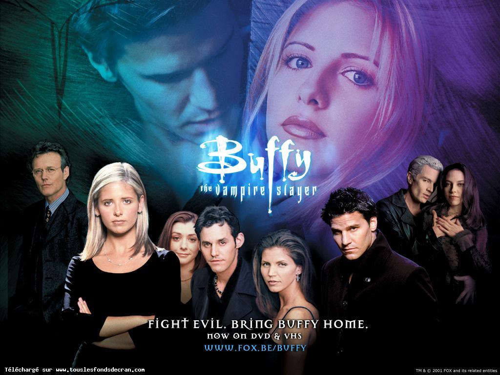 Les acteurs de Buffy 20 ans plus tard | Hollywoodpq.com