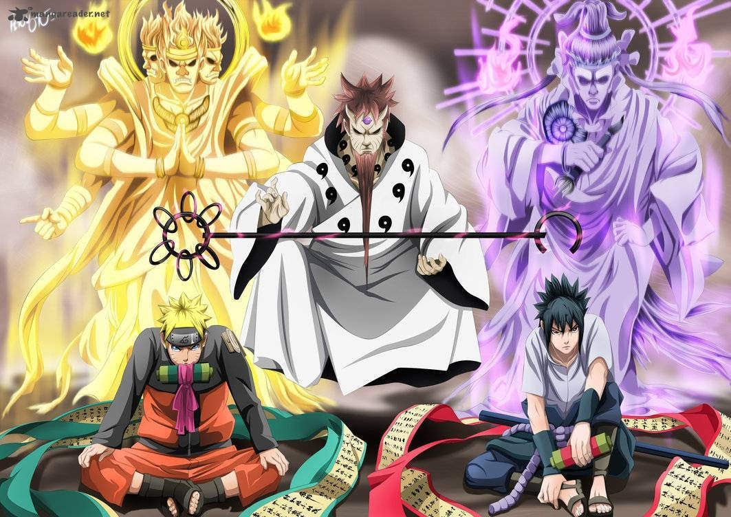 Naruto Shippuden Bs