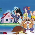 poster-affiche-dragon-ball-kame-house