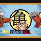 poster-affiche-dragon-ball-san-goku-krilin