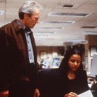 Clint Eastwood And Sydney TamIIa Poitier Star In The New Movie True Crime