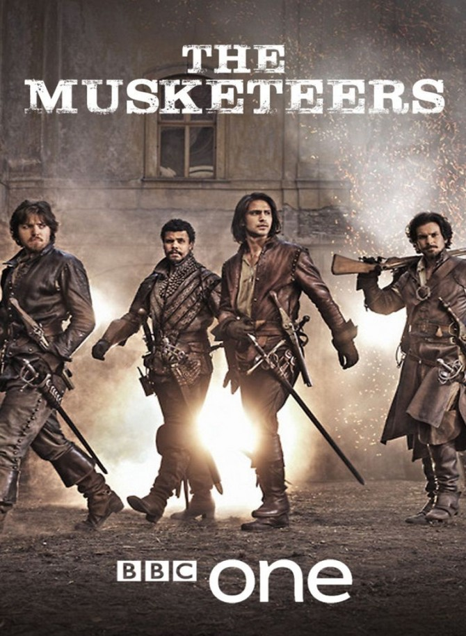the-musketeers-poster