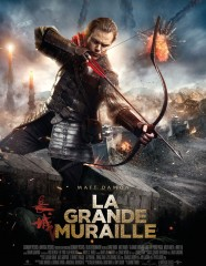 LA GRANDE MURAILLE (2016)