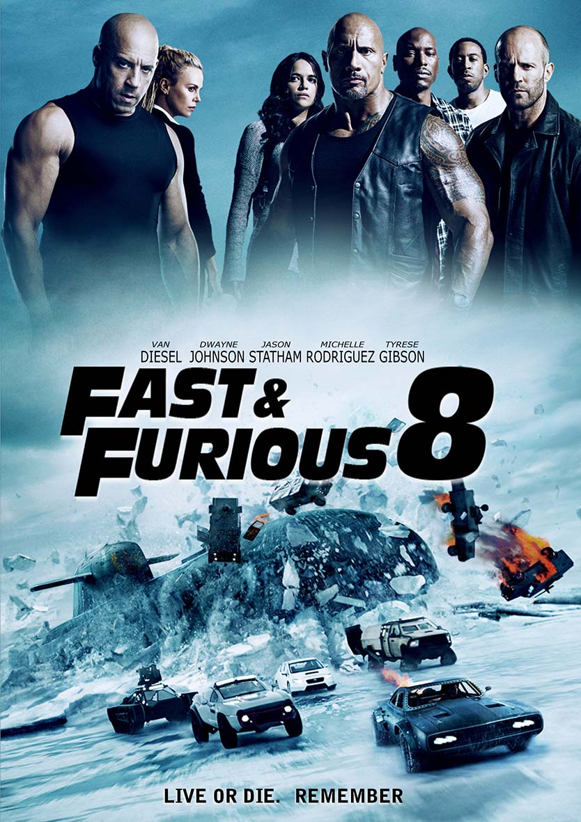 Fast Amp Furious 8 Hd Dvd 3618 Vid 233 Oth 233 Que The Beatles