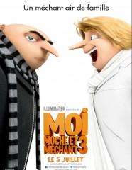 MOI, MOCHE ET MECHANT 3 (2017)