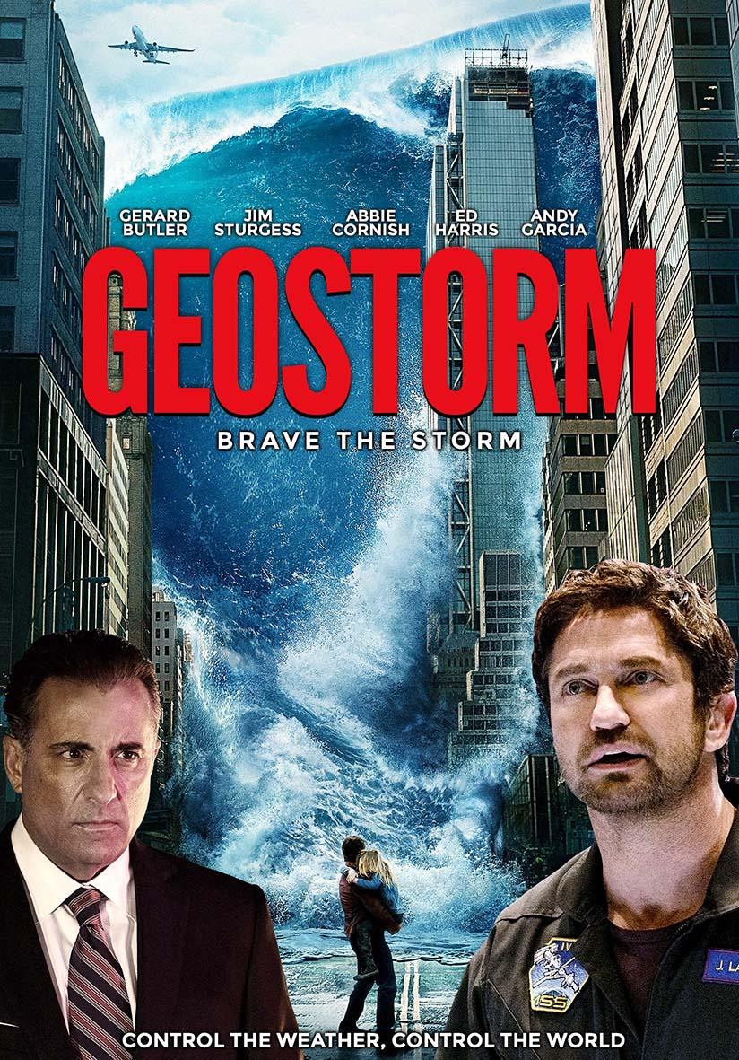 GEOSTORM HD-DVD 0248 |... Abbie Cornish