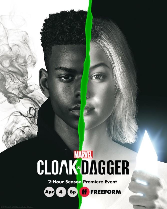 Cloak-dagger