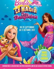 BARBIE LA MAGIE DES DAUPHINS (2017)