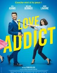 Love Addict - Kev Adams, Melanie Bernier, Marc Lavoine - comedy film poster g