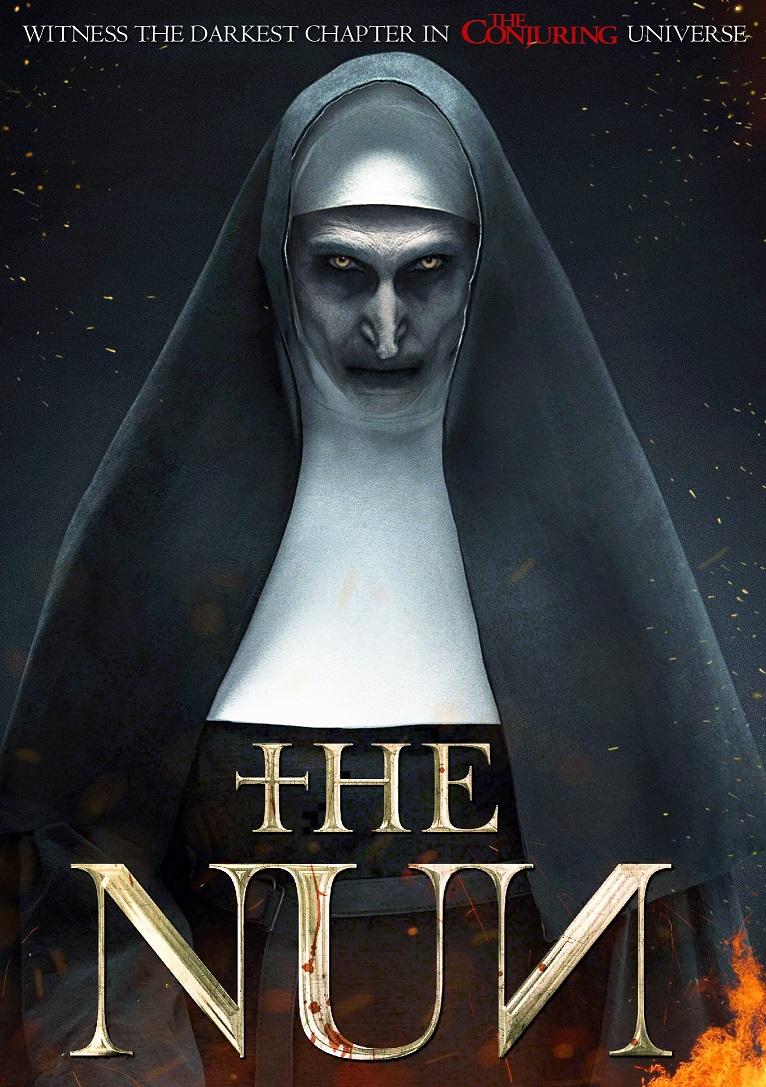 """Résultat de recherche d'images pour """"the nun cover"""""""