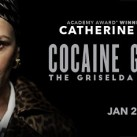 Cocaine show art