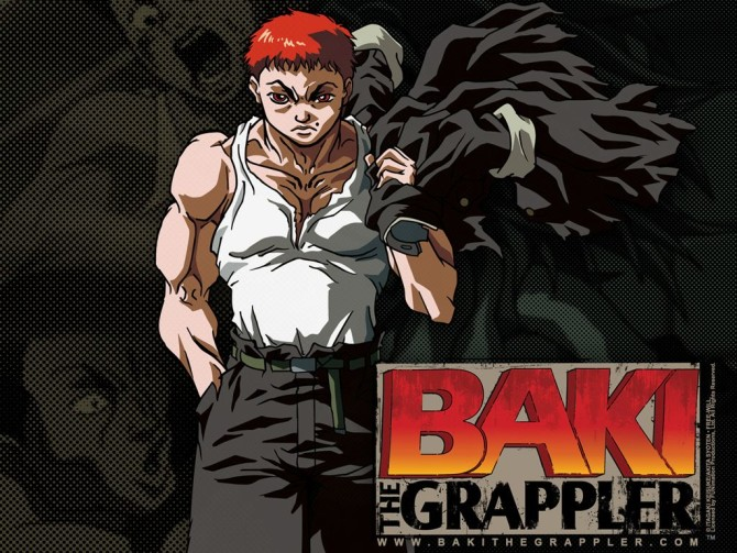 Baki-The-Grappler-Wallpapers