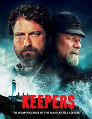 Copie de Keepers DVD Cover