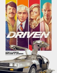 Driven DVD Cover