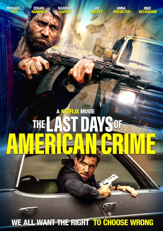 The Last Days Of American Crime Hd Dvd 2988 Videotheque The Beatles