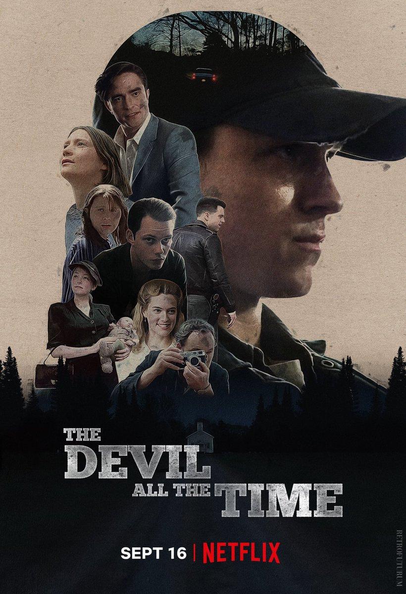 THE DEVIL ALL THE TIME HD-DVD 3187 | Vidéothéque THE BEATLES
