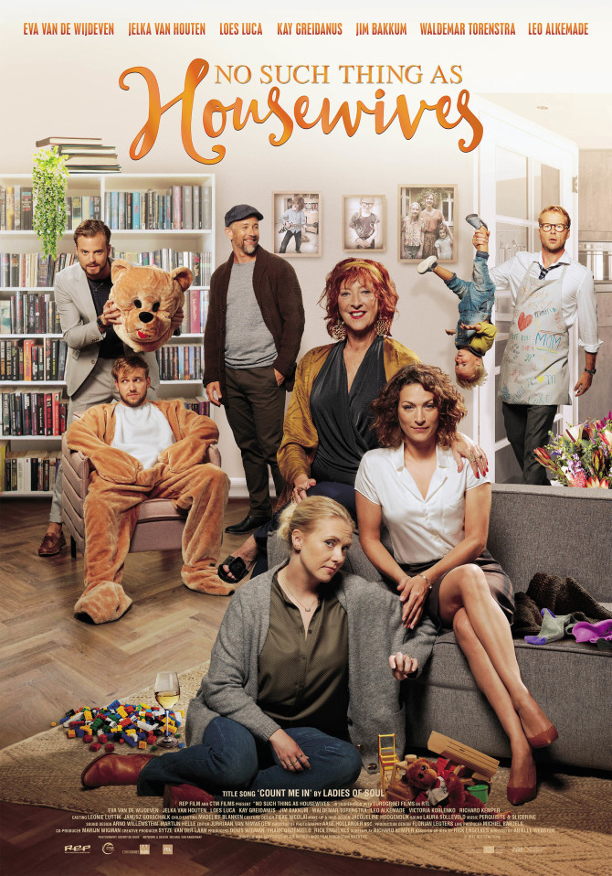 HAPPY HOUSEWIVES (2017)