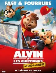 ALVIN ET LES CHIPMUNKS A FOND LA CAISSE (2015)