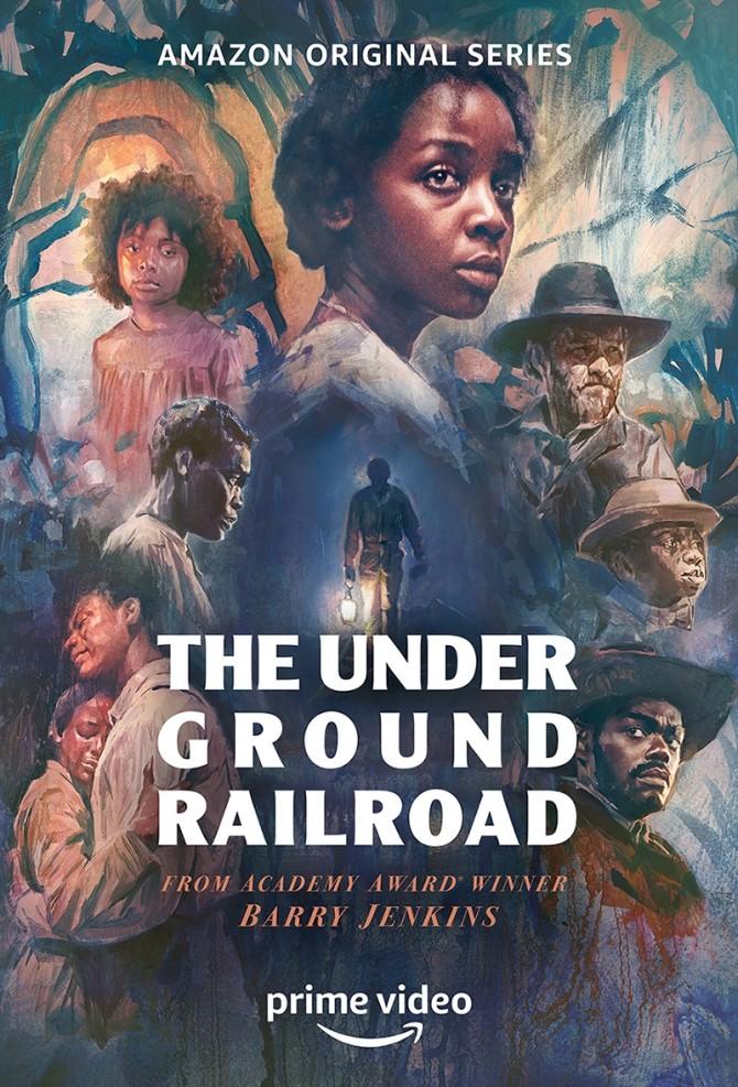 the-underground-railroad-affiche-us-1374565