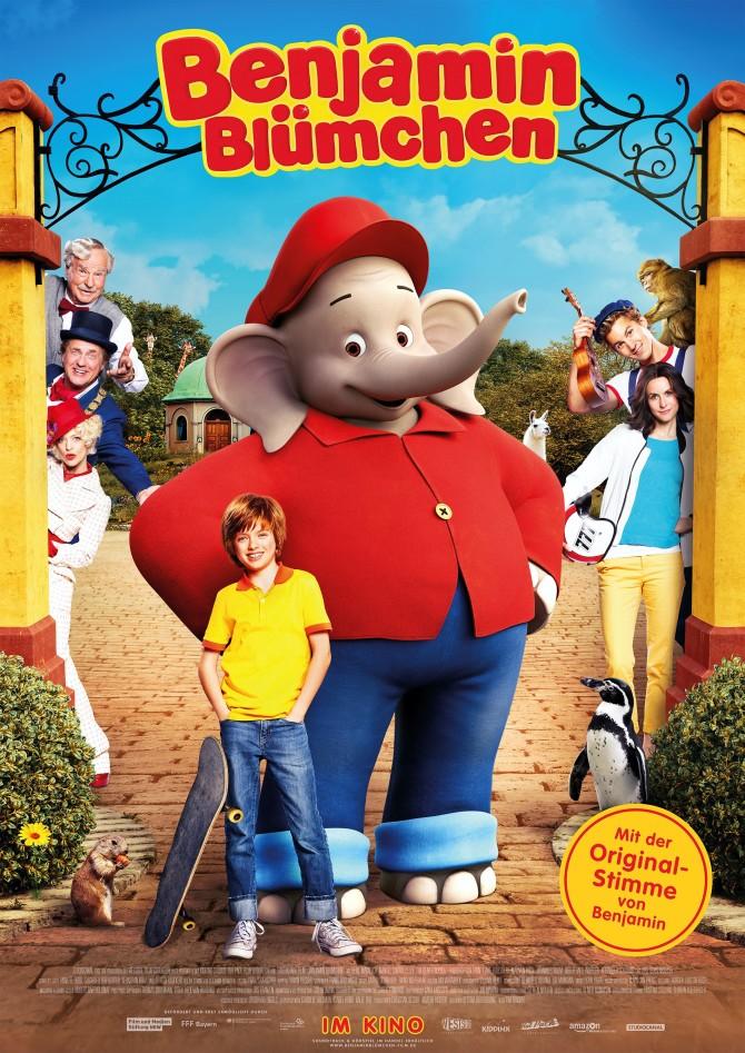 BENJAMIN L'ELEPHANT (2019)